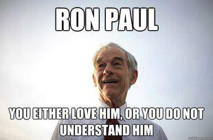 "For ""Ron"" Read ""Rand"""
