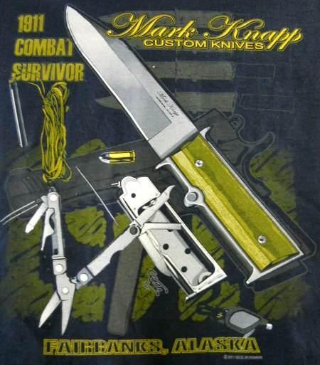 1911 knife