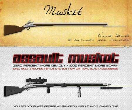 Assalt-Musket