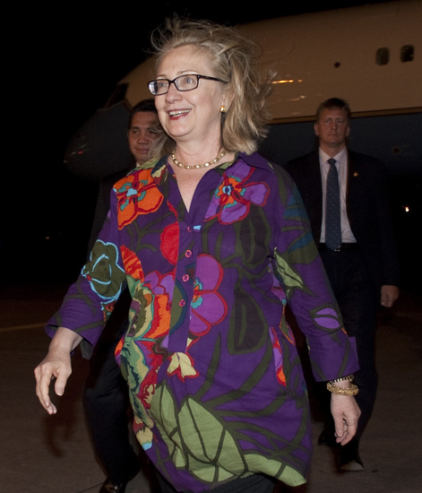 Trailer Park Grandma Hillary