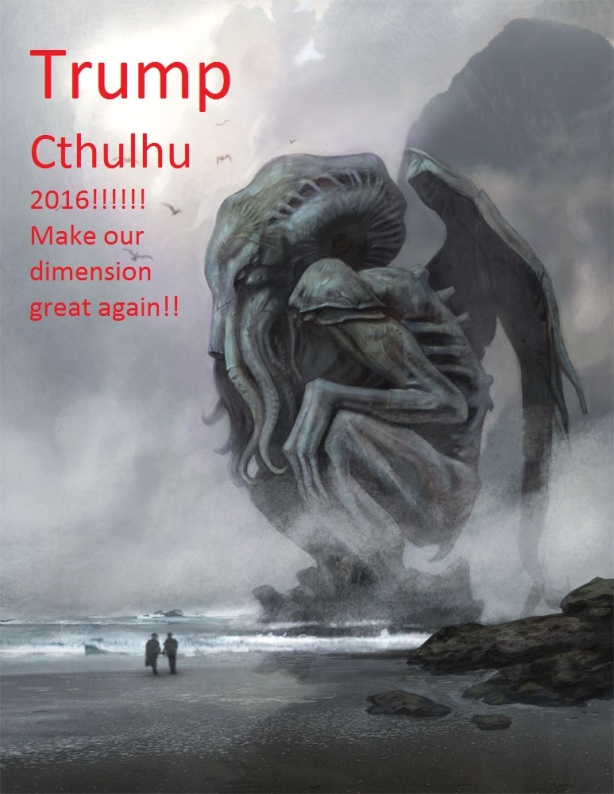 Trump Cthulhu