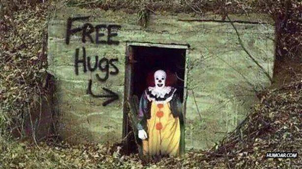 free hugs